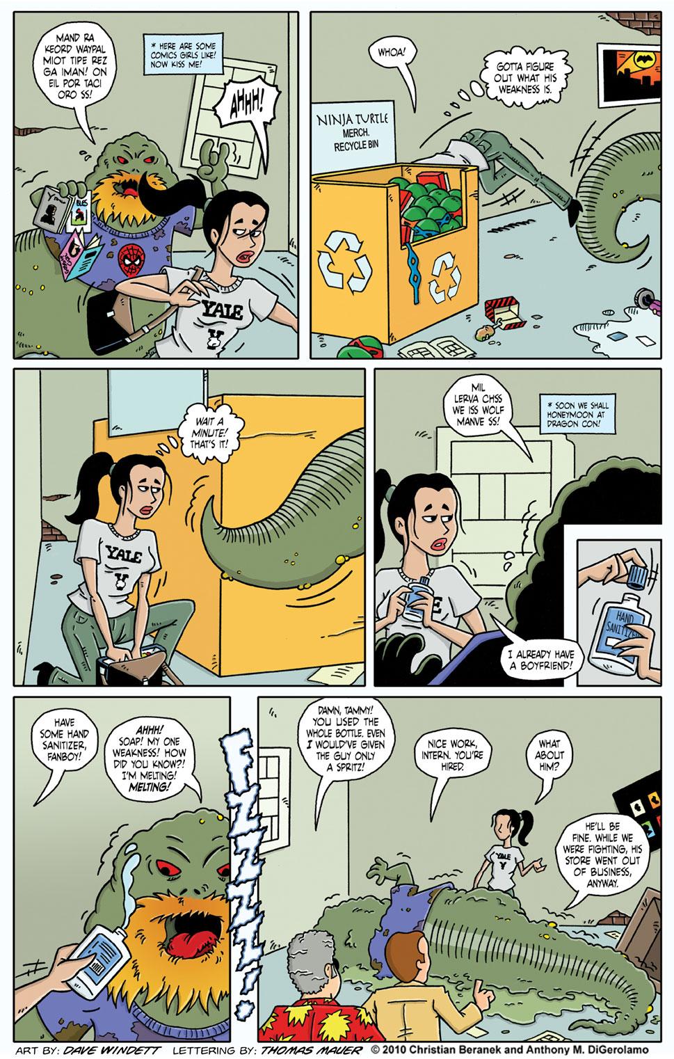 Comic Book Mafia #8: Why Girls Hate Comics