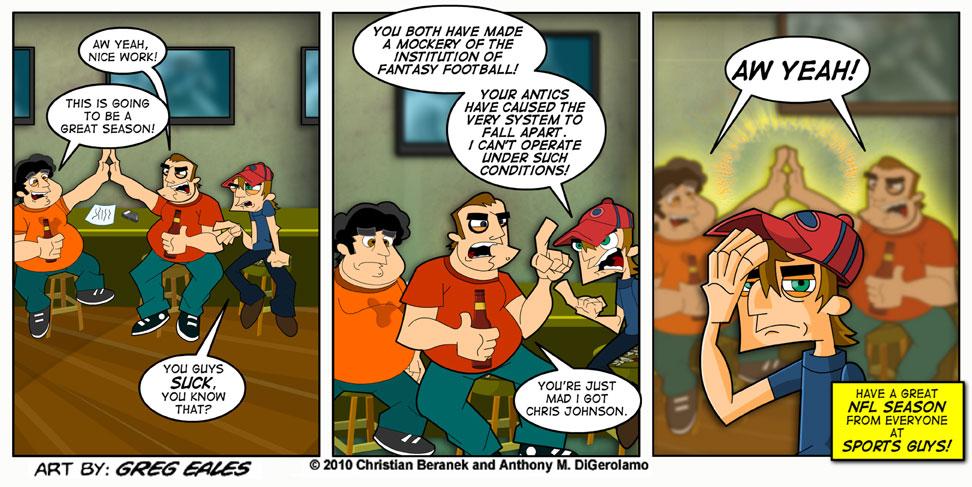 Sports Guys #23: Mockery
