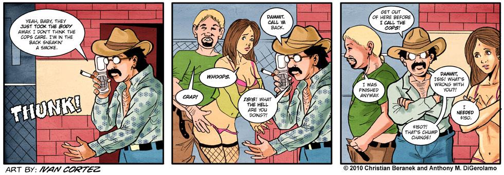 The Gentlemen's Club #23: The Back Door Man