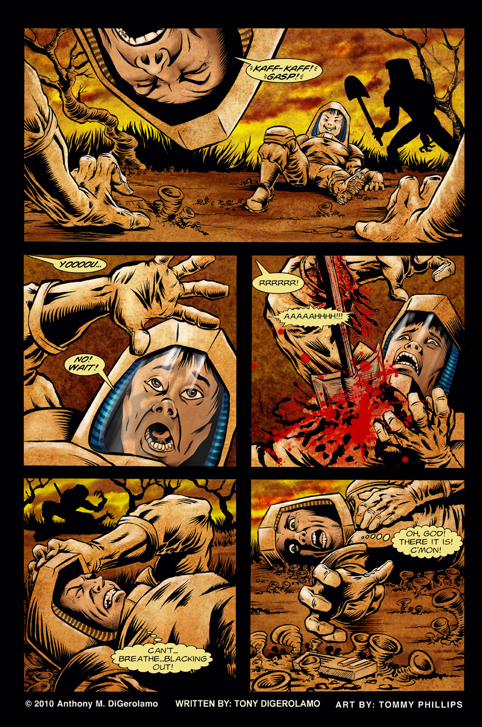 The Horror of Colony 6, Page 5
