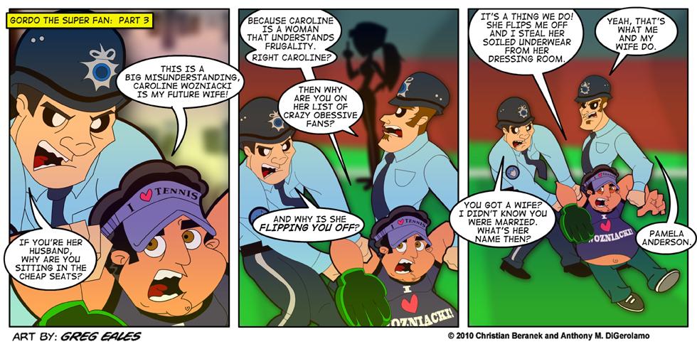 Sports Guys: Gordo the Superfan Part 3