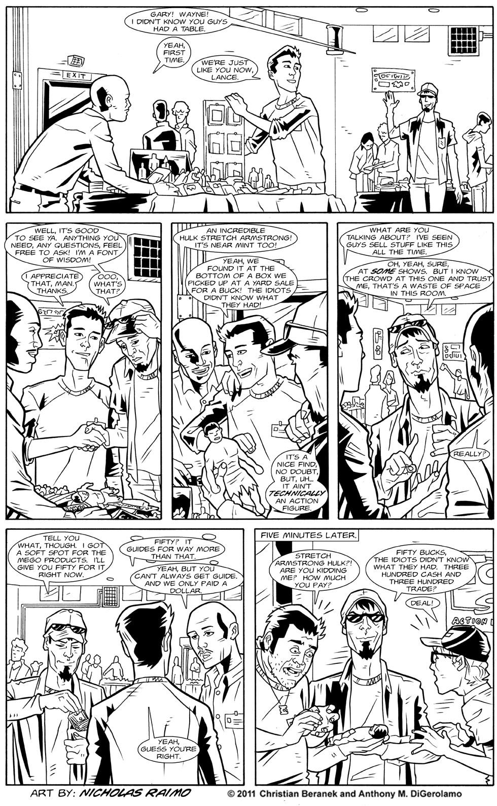 Dealers #22: The Hulk Deal