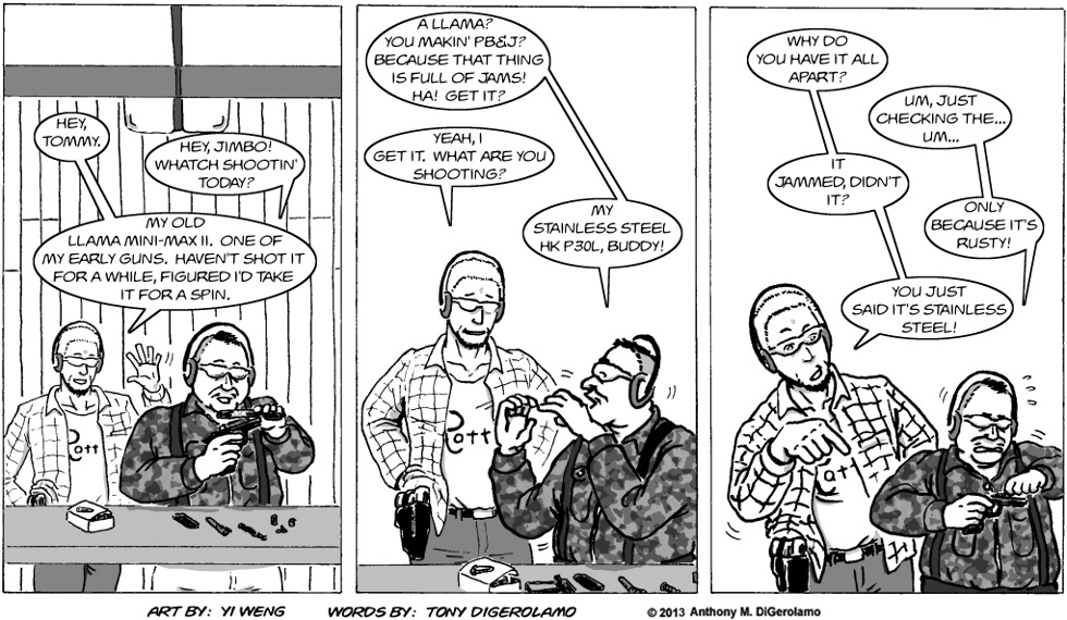 Gun Culture:  Jammin'