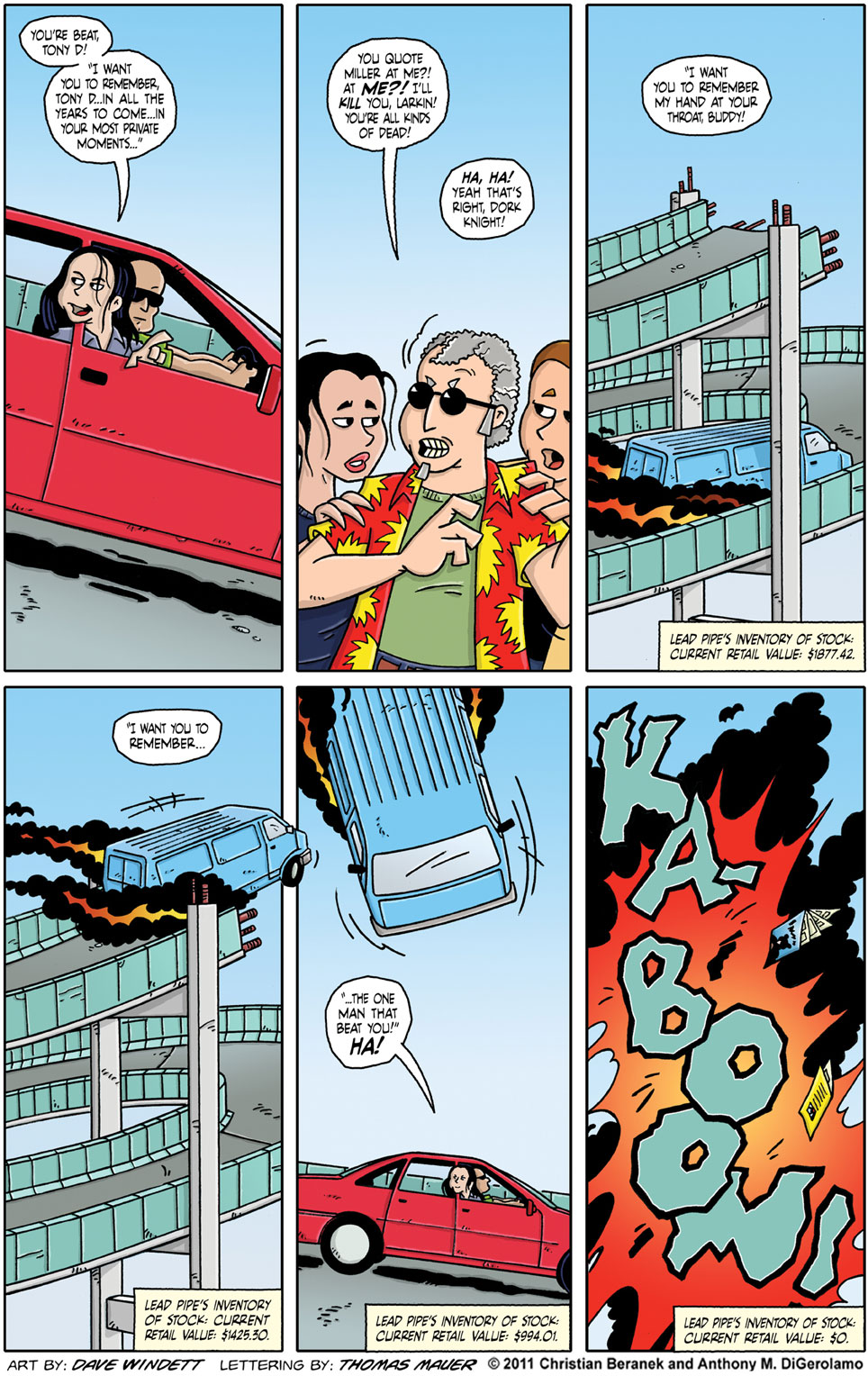 Comic Book Mafia #50:  Fate of the Stealer