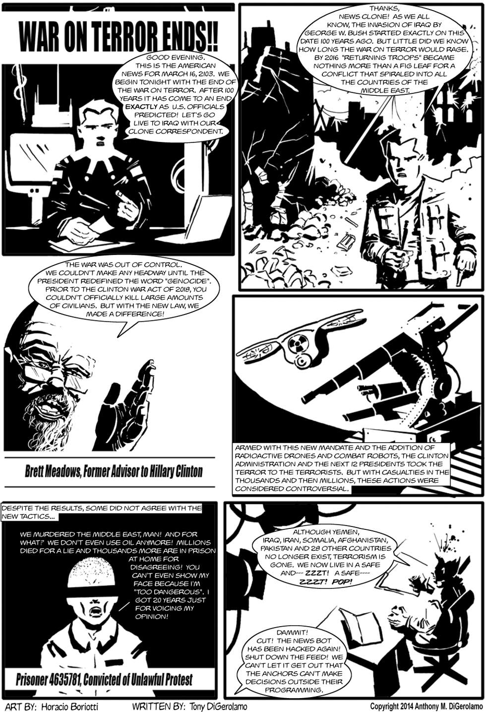 The Antiwar Comic:  This is What Victory Looks Like