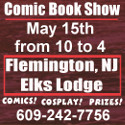 Flemington Comic Book Show