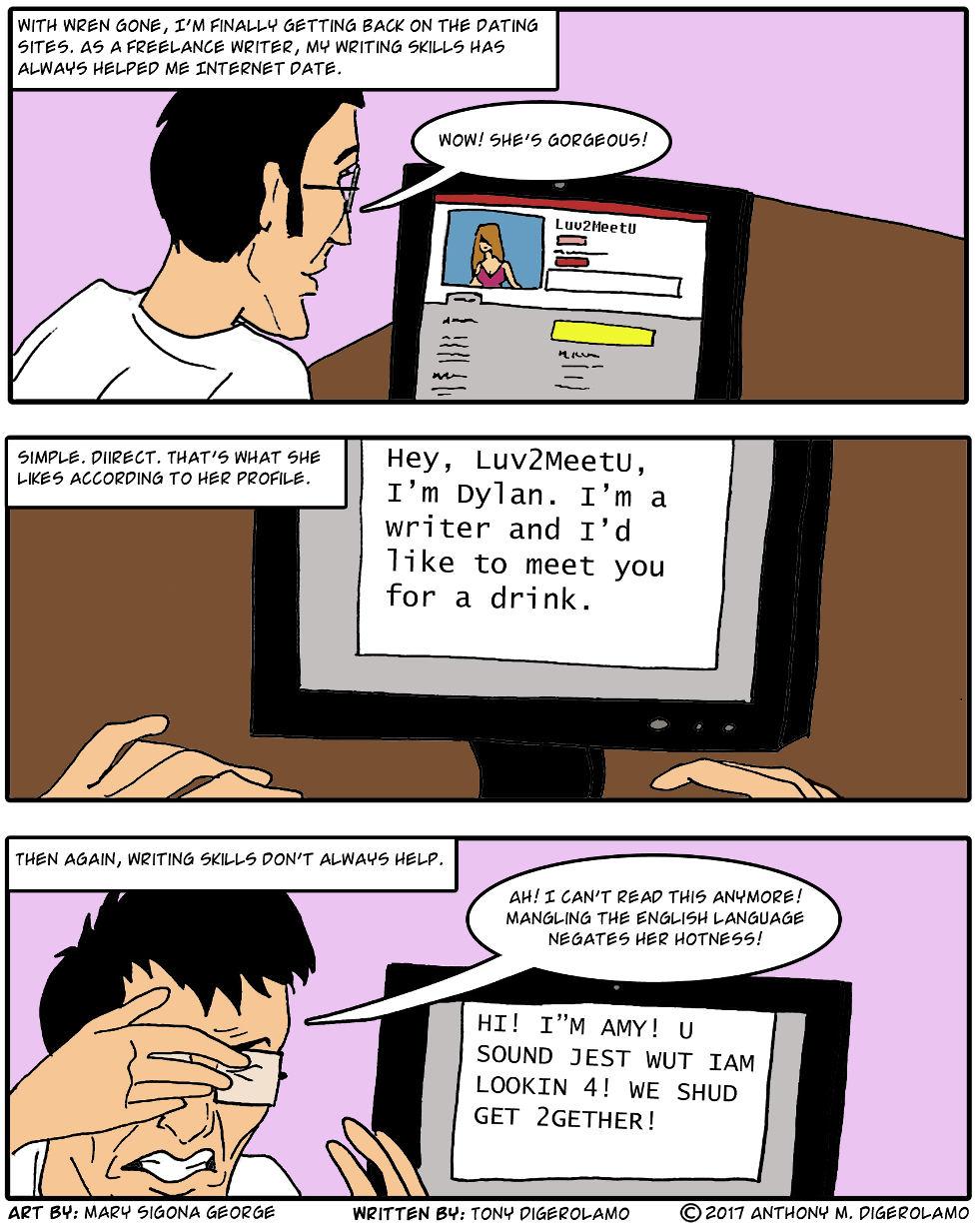 digital hobo:  Writer's Curse