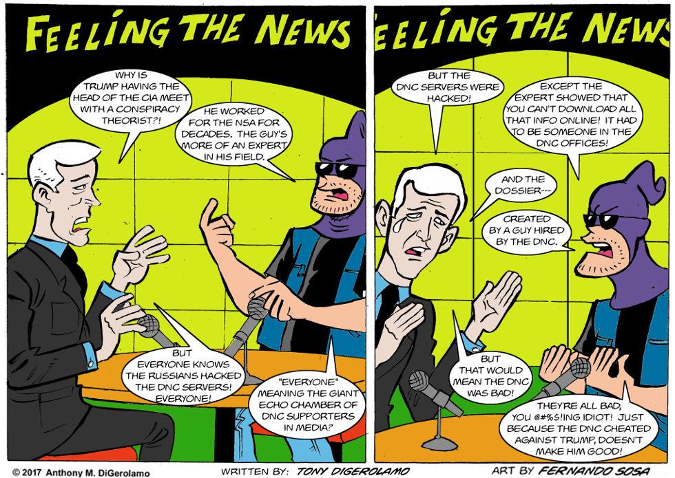 Tony Destructo:  A Conspiracy of Stubbornness