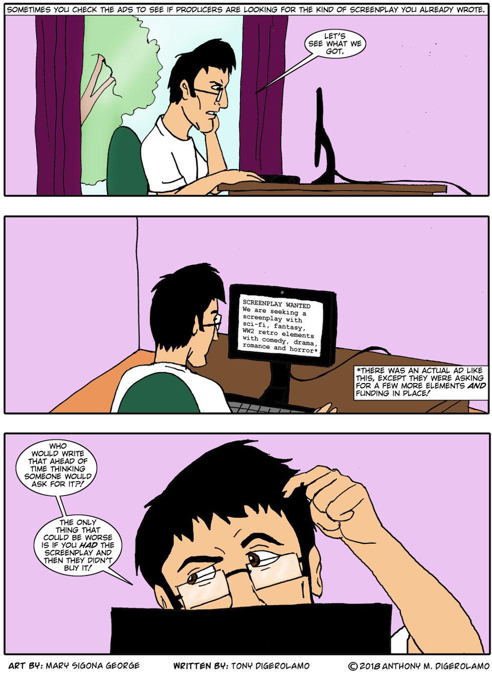digital hobo:  Asking For Everything
