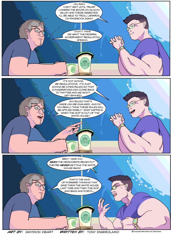 The Antiwar Comic:  War of Words