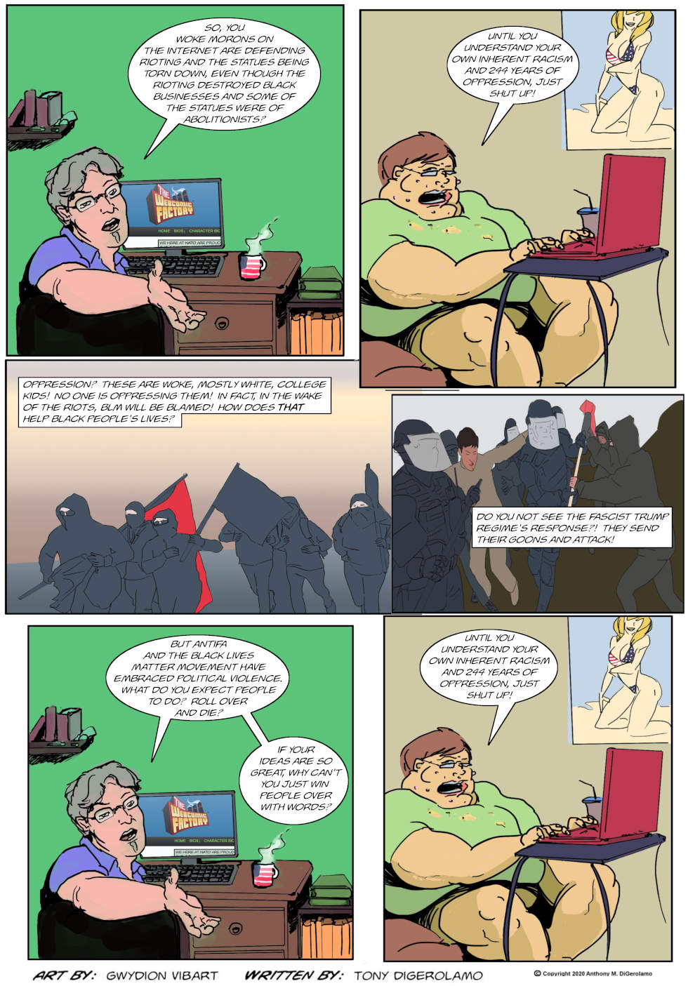 The Antiwar Comic:  Now I Get It